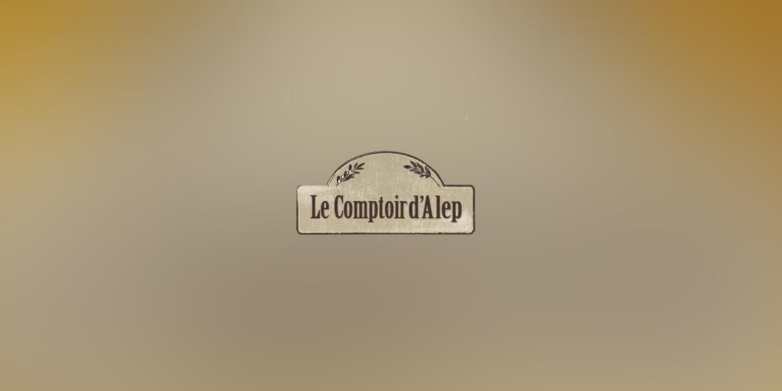 Comptoir d'alep